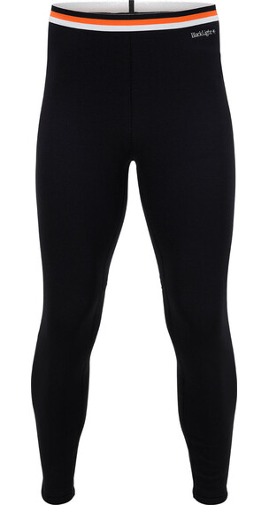 Peak Performance M's Black Light Mid Tights Black